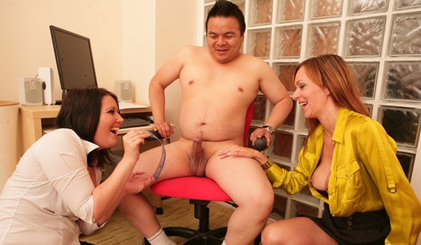 office-cock-humiliation